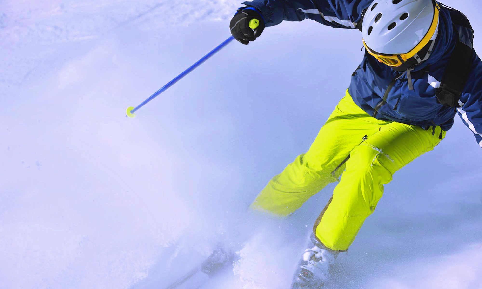 Alpalouka chata lyžař
